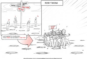 Visual Facilitation - Risk Taking